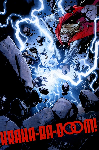 Thor vs Bor - The Final Strike