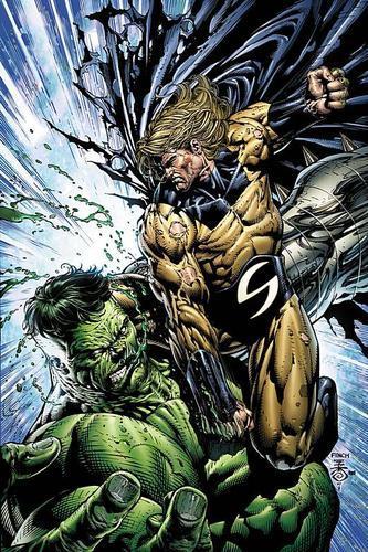 Unstable Sentry vs World War Hulk