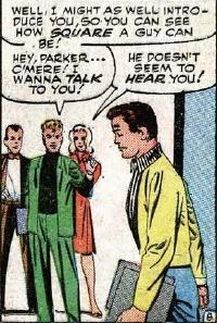 Oblivious Peter