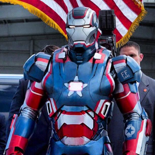 MCU Iron Patriot