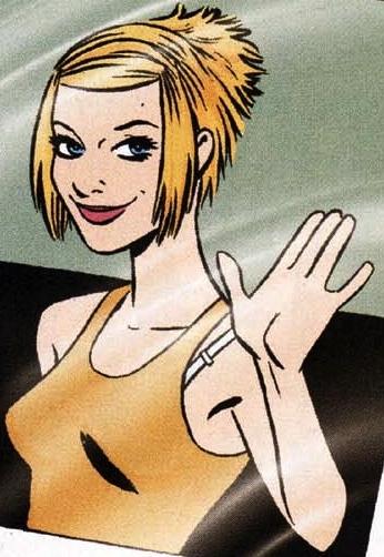 Holly back in Gotham