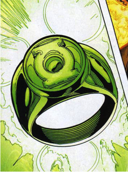 Green Power Ring
