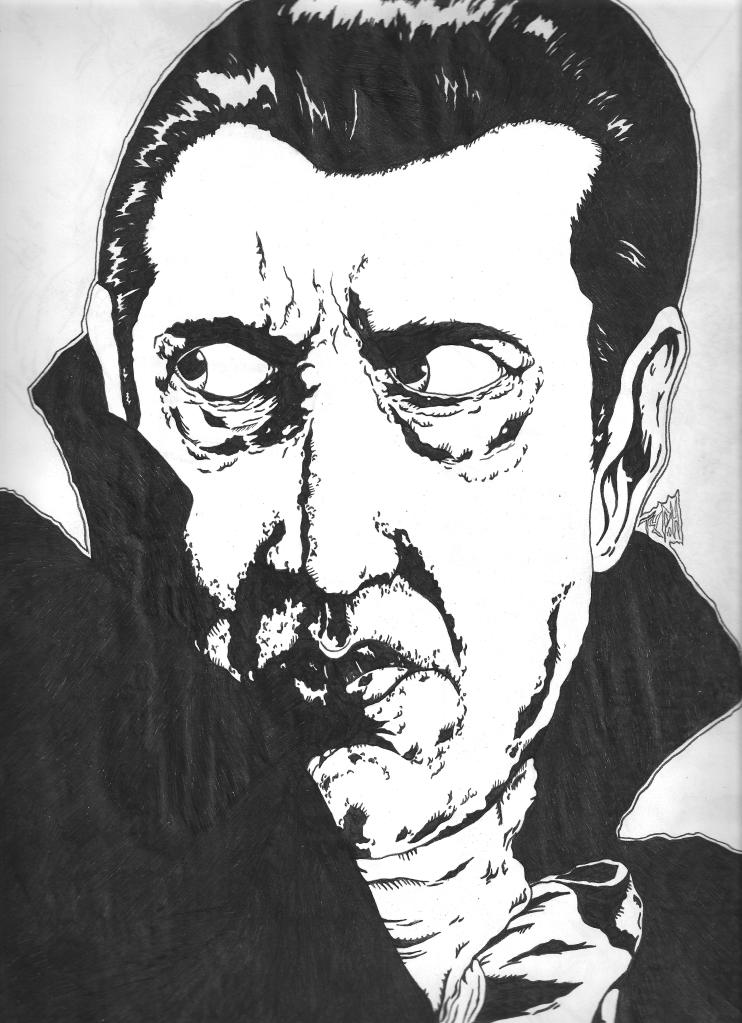 Dracula(Bela Lugosi) Inks
