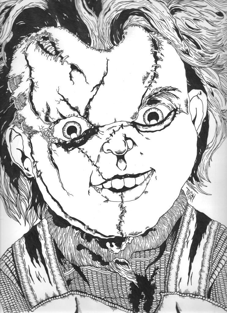 Chucky Inks