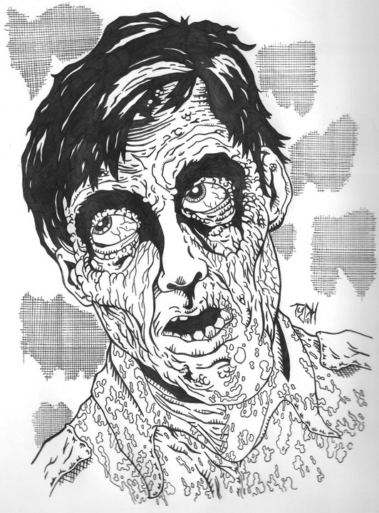 Flyboy Dawn of The Dead