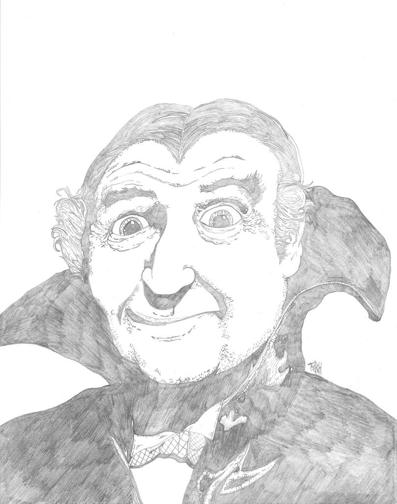 Grandpa Munster!