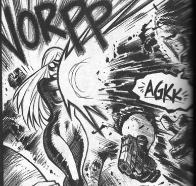 Vorpp Blast!