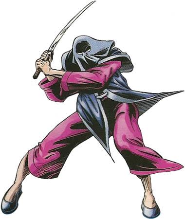 Yuriko's father, Lord Dark Wind