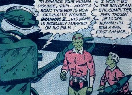 Brainiac and Vril Dox II