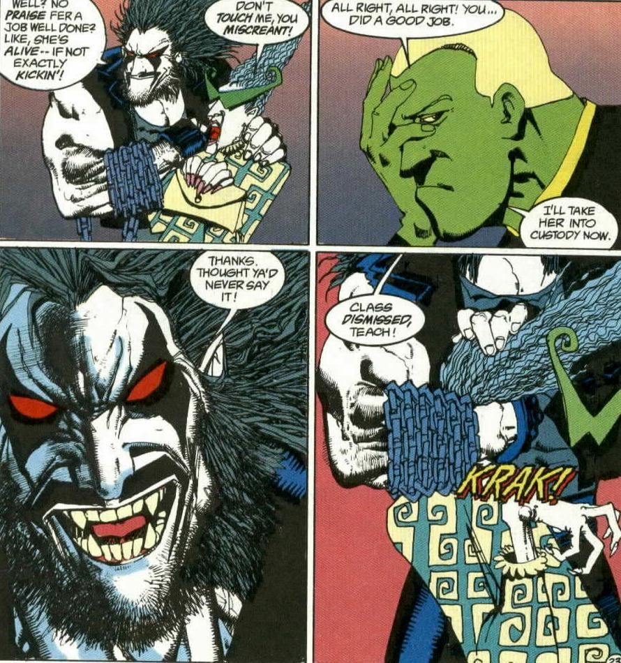 Lobo and Dox