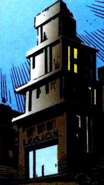 Enballinn Headquarters