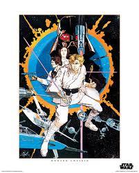 Chaykin's Star Wars Poster