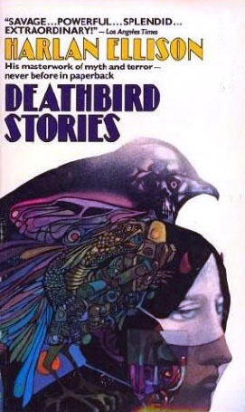 Leo and Diane Dillon cover for Deathbird Stories