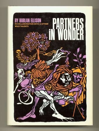 Leo and Diane Dillon cover for Partners In Wonder