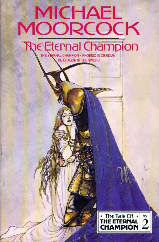 Cover by Yoshitaka Amano
