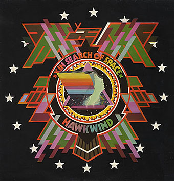 Hawkwind In Search of Space 1971
