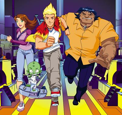 Martin Mystery animated series