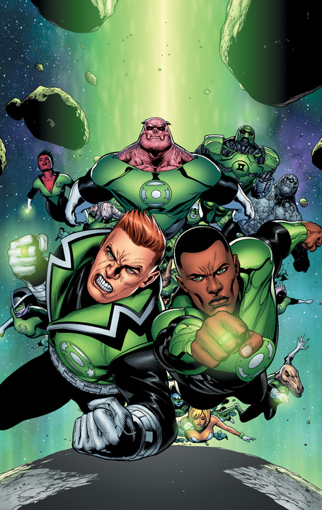 Green Lantern Corps (Post-Final Night)
