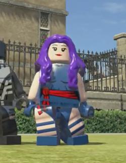 LEGO Psylocke