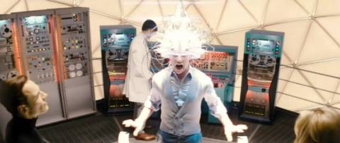 Cerebro is used for the first time