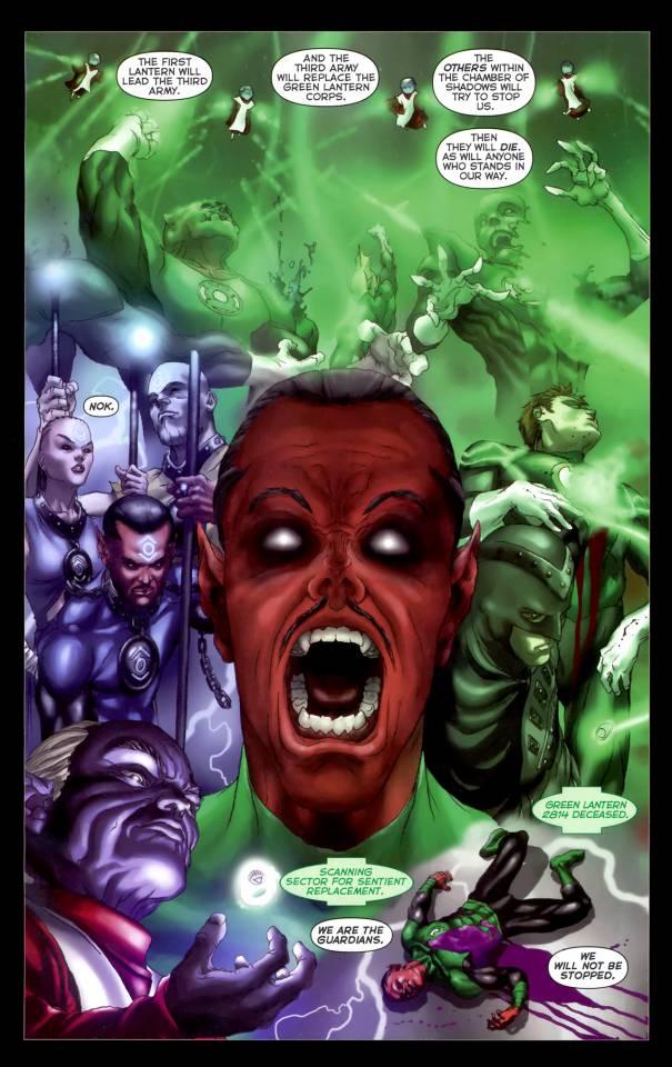 Green Lantern, Volume 5 #6