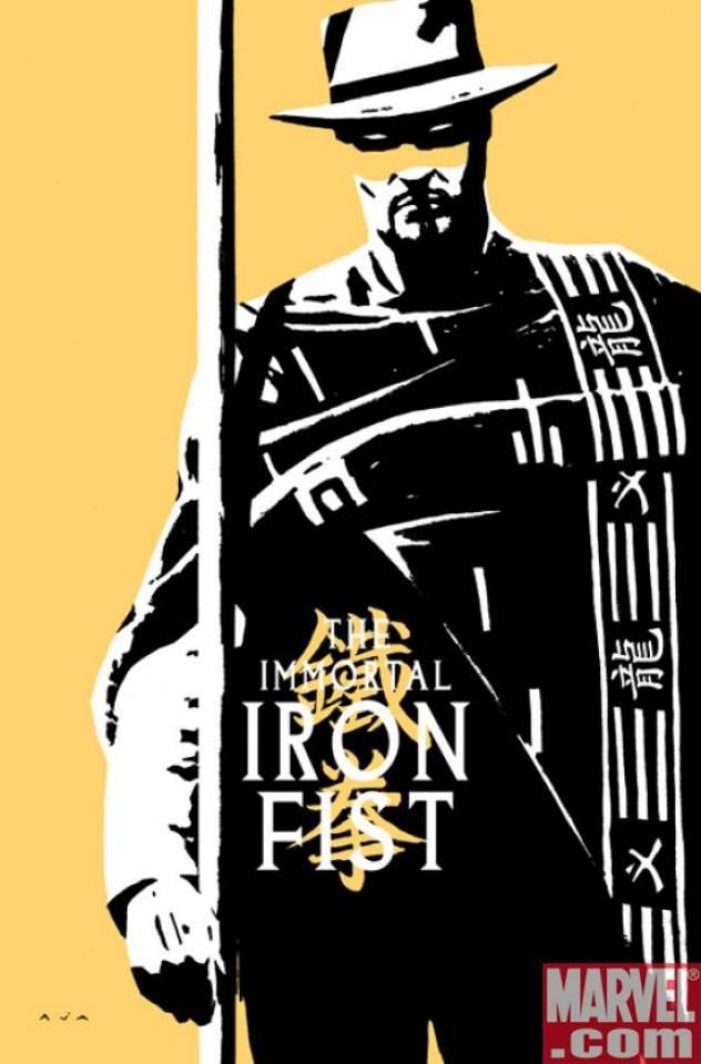 Immortal Iron Fist #17 (Aja Variant)