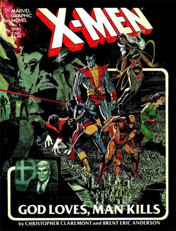 One of G-Man's first and favorite X-Men stories