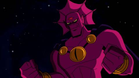 Despero in The Brave and the Bold