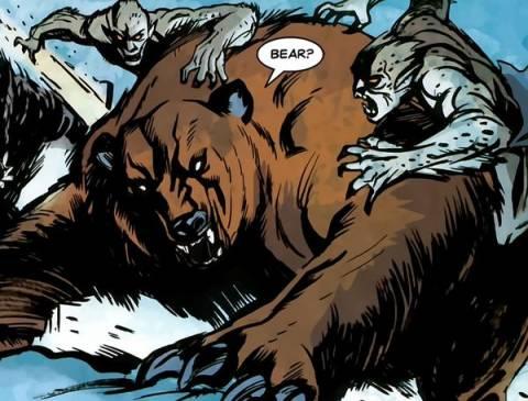Ursa Major vs the Snow Leopards.