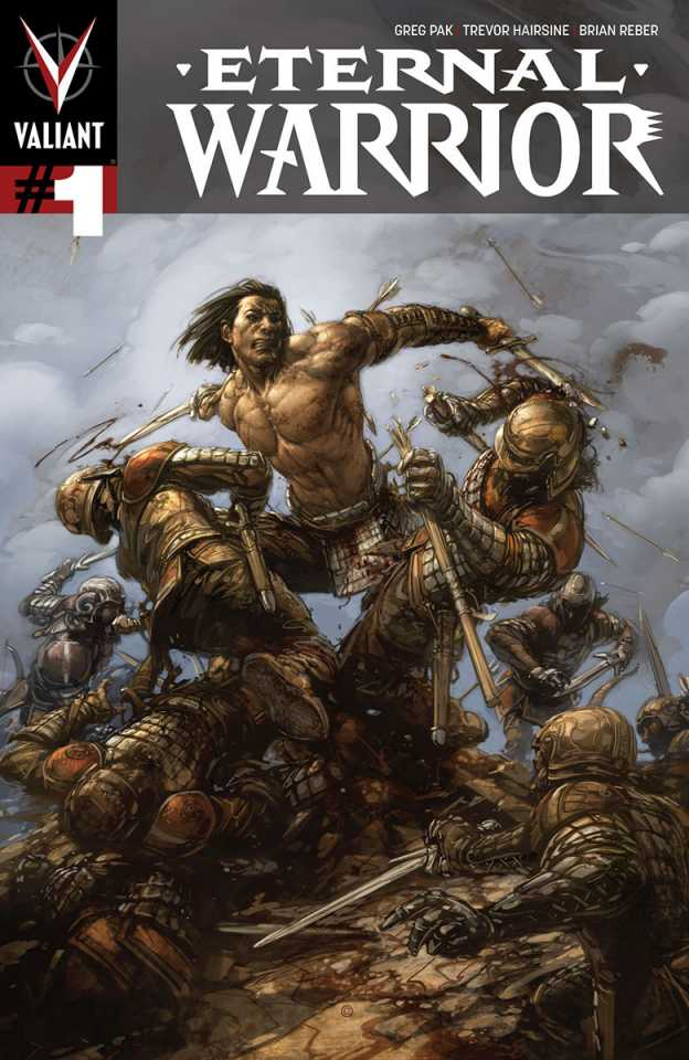 Cover by Clayton Crain