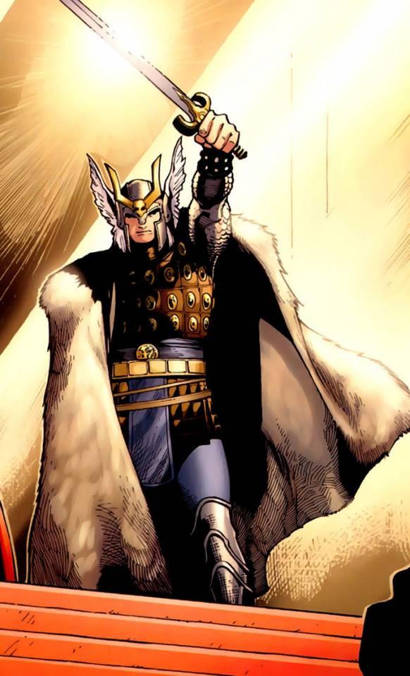 Lord of Asgard.