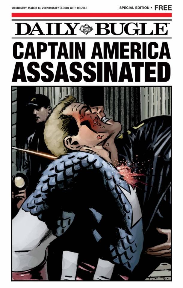 Captain America: Assassinated!