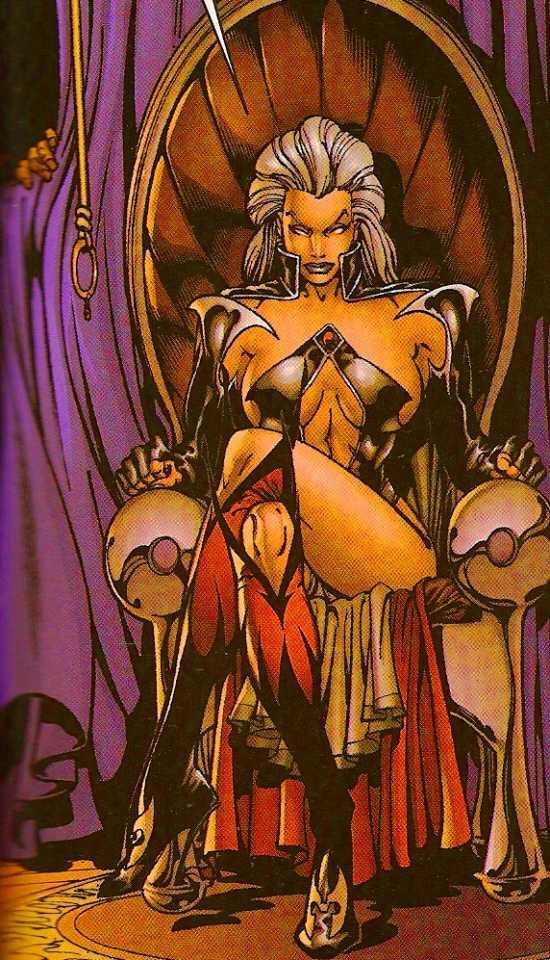Ruler of House Sinister.