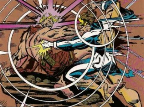 Havok vs. Cyclops