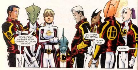 The Legion Academy (Earth-247)