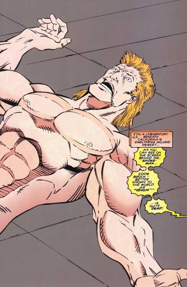 Eddie Brock...Dead?