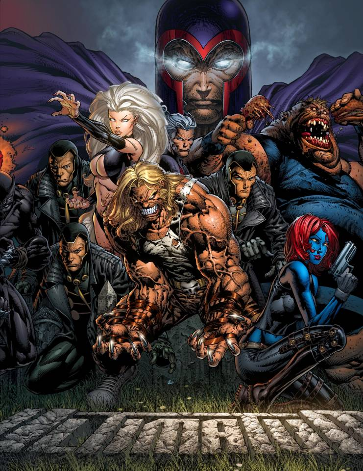 Ultimate Brotherhood of Mutant Supremacy