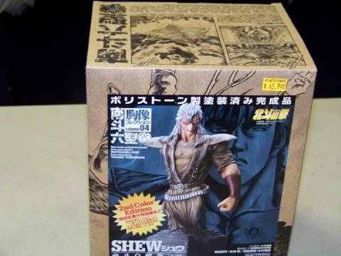 SHEW from Fist of the North Star