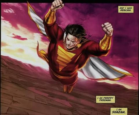The new Champion of the Marvels