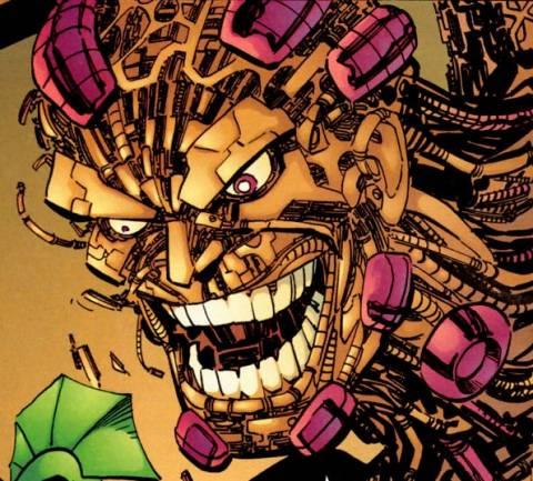 Cyberface (Savage World)