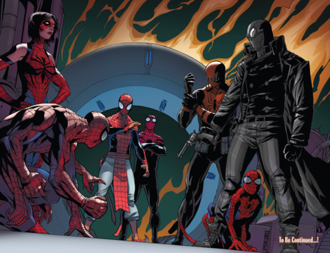 Team Spider-Man