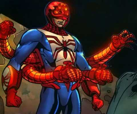 Cybernetic Arms & Guided Webbing