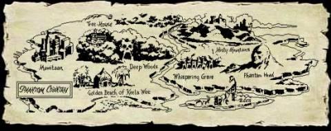 The Phantom Country