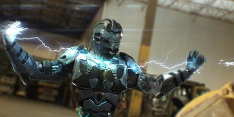 Cyborg Hydro