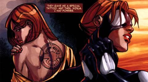 Spider-Girl (Anya Corazon).