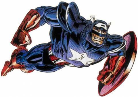 Cap's Armored Adventures