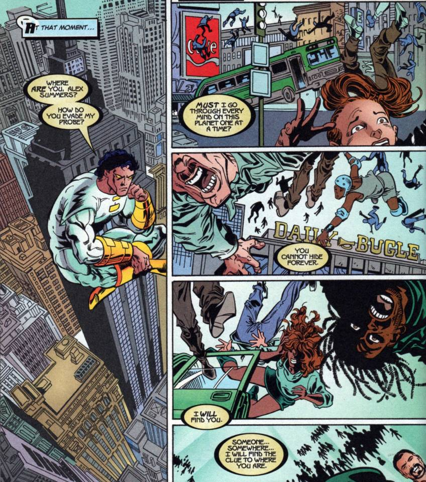 Earth-1298 Beyonder searches for Havok