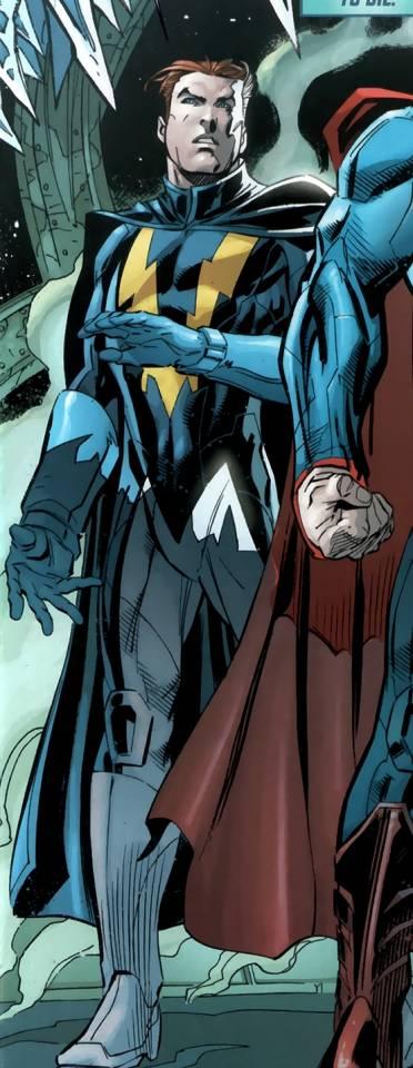 Lightning Man (Earth-0)