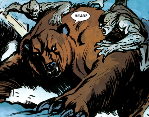 Fighting Ursa Major