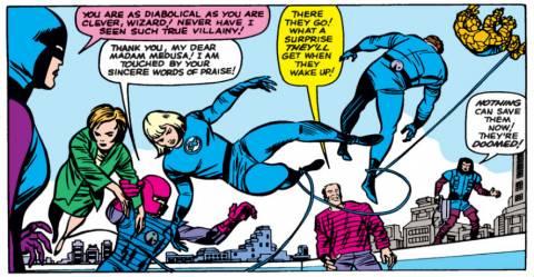 Fantastic Four #36 (1965)
